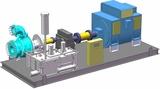 TEG Turbo Expander & Generator Package